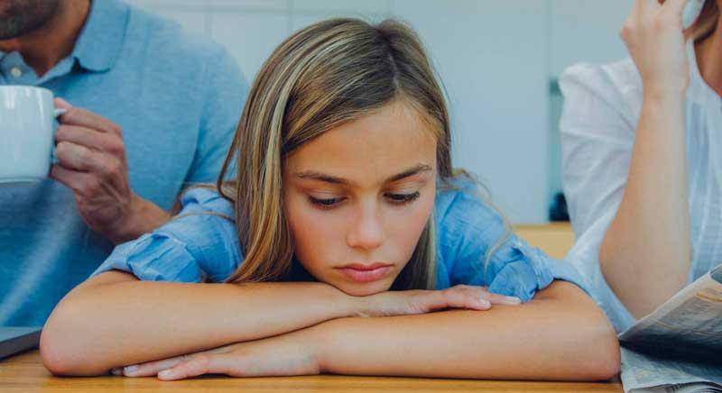 ۱۵علامتی که والدین سمی دارند