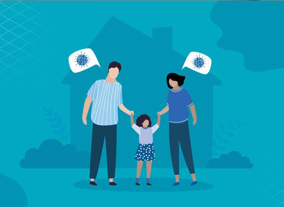 چگونه درباره ویروس کرونا با کودکان صحبت کنیم