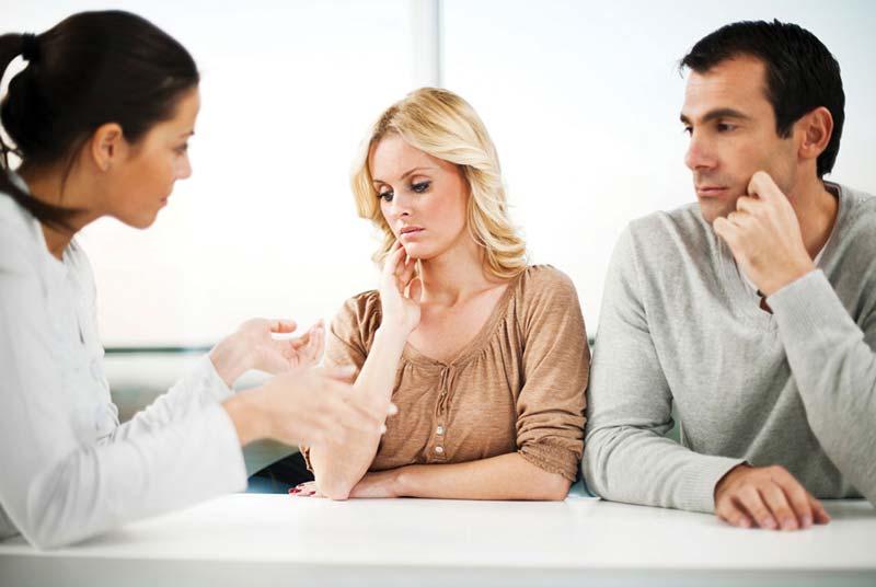 مشاوره جنسی و درمان مشکلات زناشویی