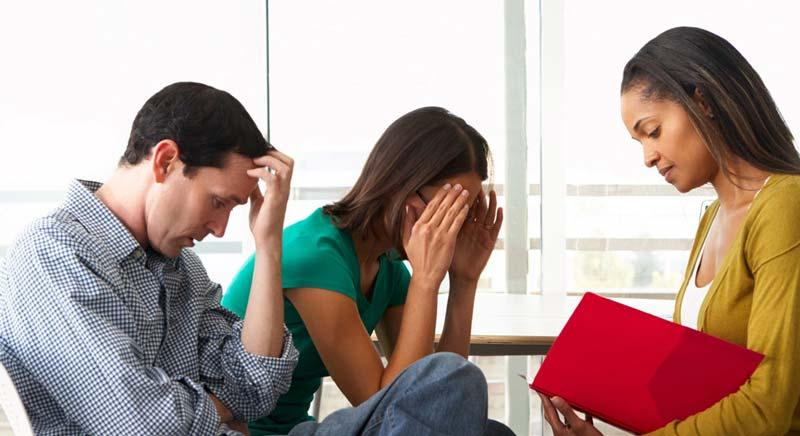 مشاوره قبل و بعد از طلاق (جدایی)