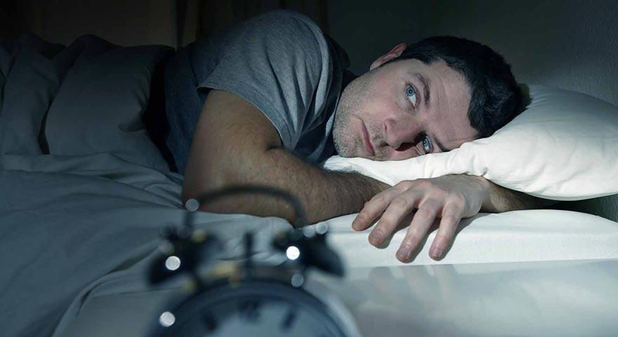 عوارض و درمان کم بی خوابی مزمن