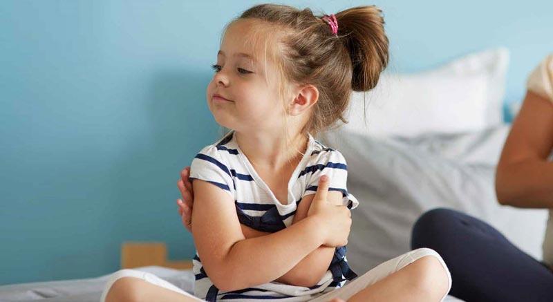 هر آنچه که باید درباره لجبازی کودکان باید بدانید