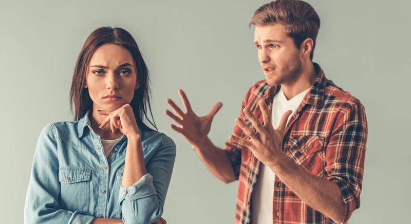 ۹ اشتباه رایج زنان در روابط عاطفی و نحوه برطرفکردن آنها