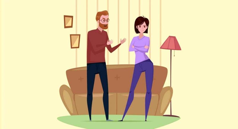 نکات مهم برای پیشگیری از مشاجره همسران