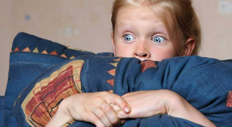 چگونه ترس کودک را از بین ببریم ؟