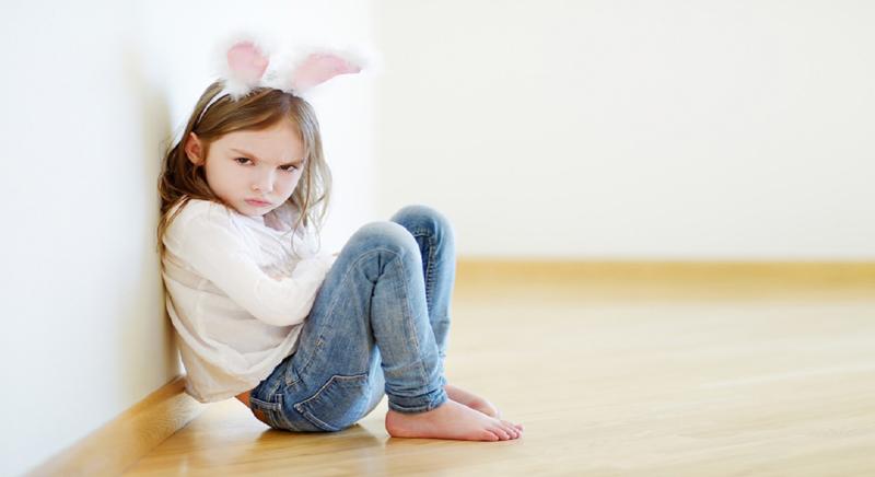 لجبازی در کودکان 7 ساله | علتها و روش برخورد